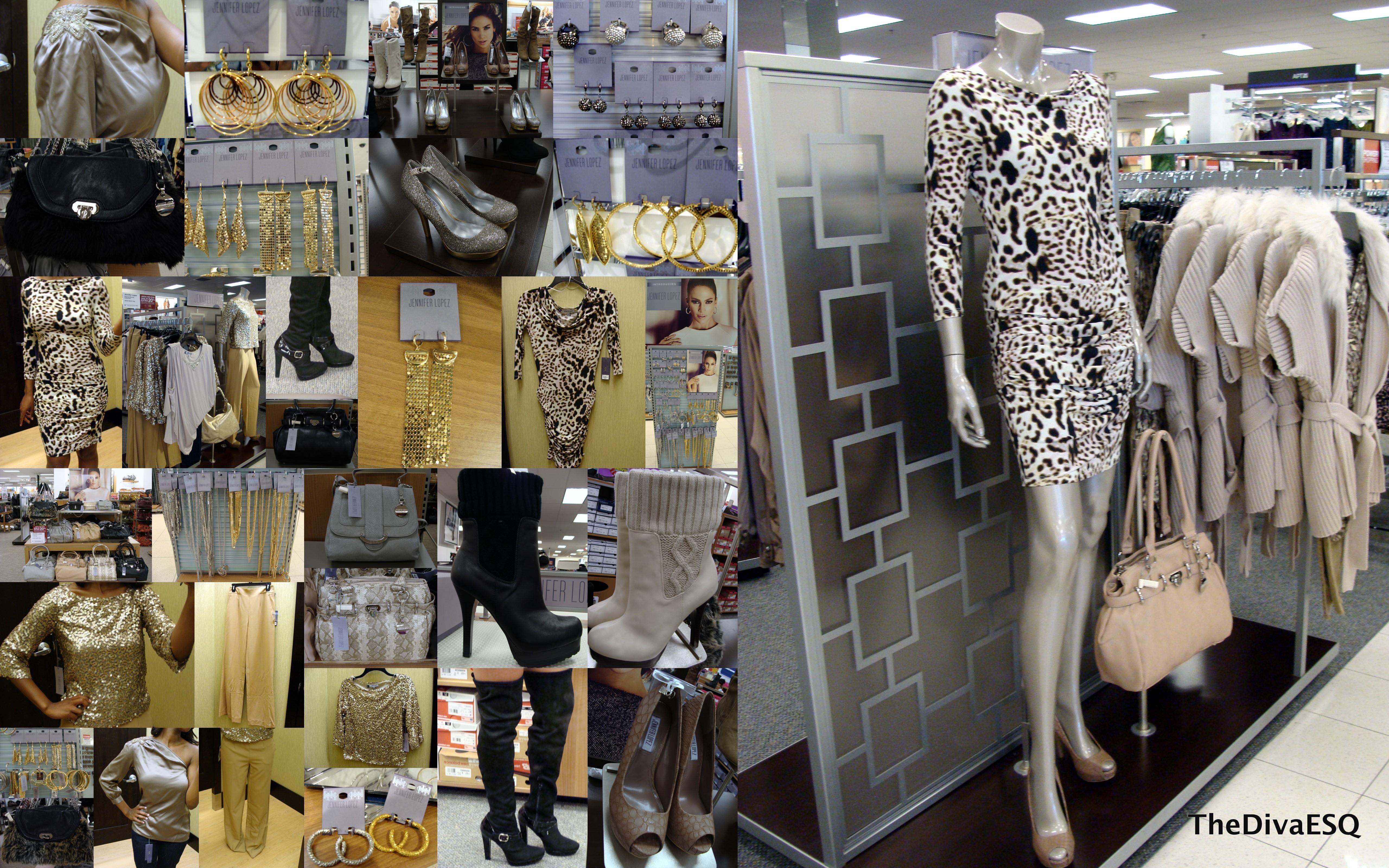 Jlo clothing store